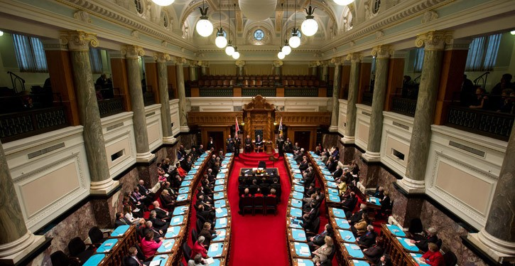 MLAs debated a bill to declare Red Tape Reduction Day for the first Wednesday in March, which opposition members said was an insult and a waste of time.