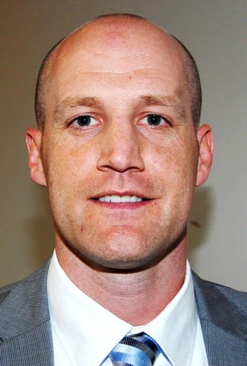 Langley Rivermen head coach Steve O'Rourke