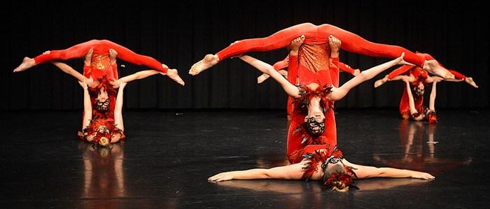 Dance festival winds up as it winds down