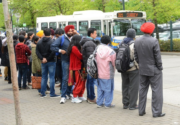 Getting around could get more complicated for Metro Vancouver bus riders if a strike vote by drivers and support staff leads to a full walkout.