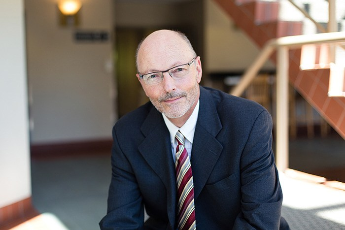Earl Phillips will oversee the development of the new school of law at Trinity Western University.