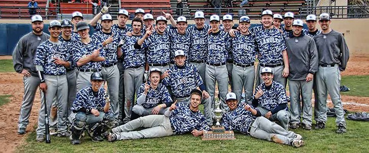 The Langley Blaze won the Best of the West tournament in Kamloops for a fourth consecutive year.