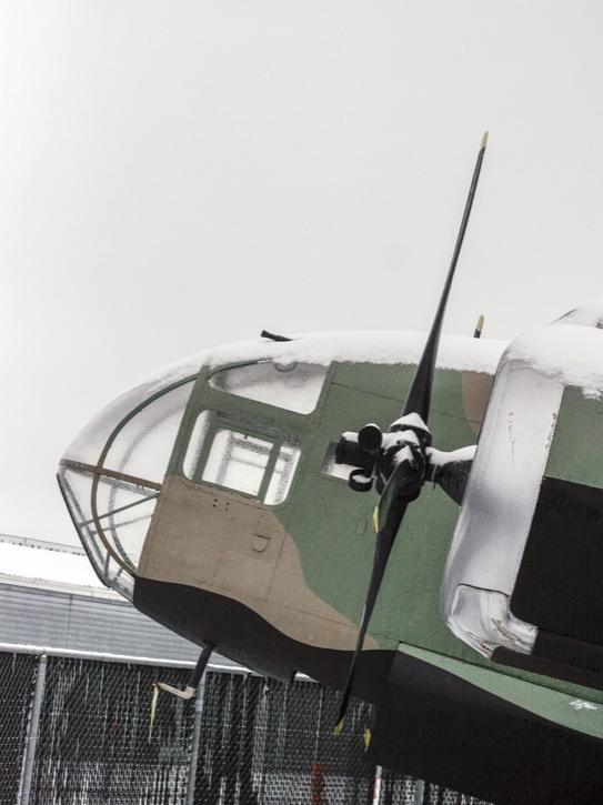 Flight museum plans fundraiser | Langley Advance Times