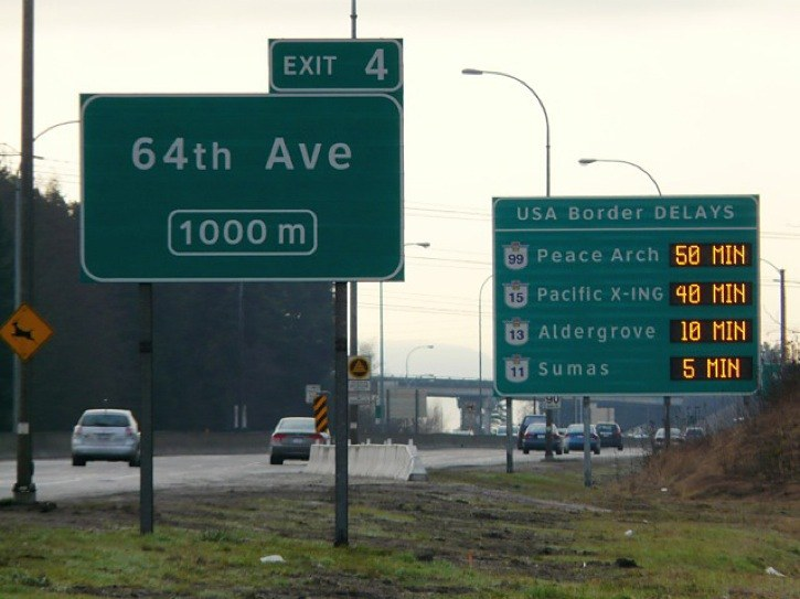 Border Towns — The hidden costs of cross-border shopping – Langley
