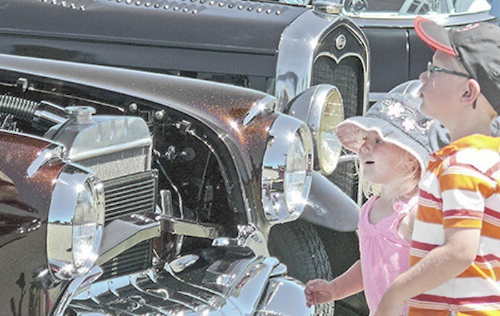 Car fans of all ages are expected to attend the second annual Hot Rod Sunday at Langley Events Centre.