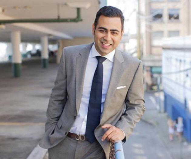 Royal LePage realtor Adil Dinani.