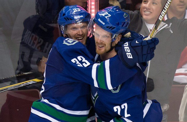 Once again, the Vancouver Canucks will rely on captain Henrik Sedin and his twin brother Daniel, who have been the team's offensive leaders for a decade.