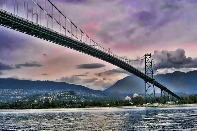 Want to climb the Lions Gate Bridge?