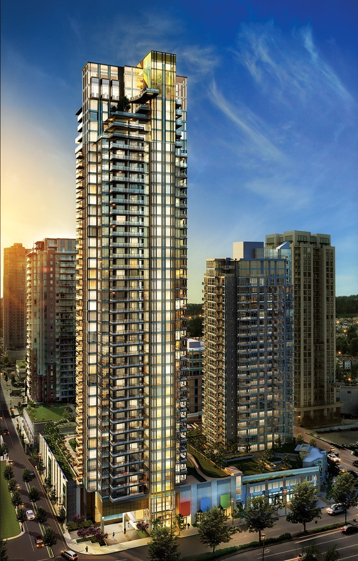 Cressey's MThree will be the tallest building in Coquitlam.