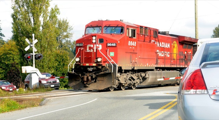 Canadian Pacific Railway trains may be scarce in Langley in the next few days, if CPR employees who are members of the Teamsters union make good their threat to go on strike at midnight Tuesday.