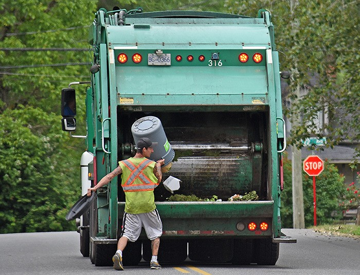 Maple Ridge Dump >> Tracking Trash In The Township Langley Advance Times