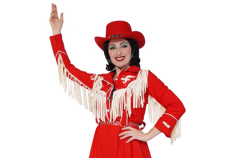 Bonnie Kilroe will present on of her favourites - Patsy Cline - at Cascades Casino on Aug. 26.