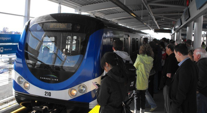 Increased Canada Line service is part of the transit expansion that gets underway in January.