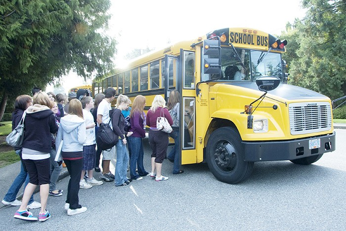 It's September and that means school is back in session. Drivers should know and follow the rules for sharing the road with school buses. They're also advised to keep a sharp eye out for children on bikes and on foot.