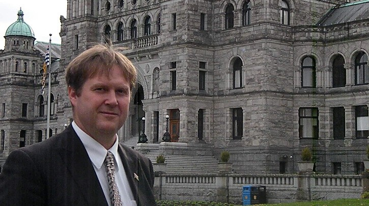 B.C. Conservative leader Dan Brooks is on a tour of the province.