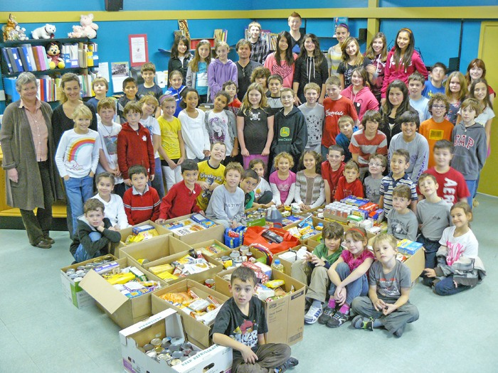 Ecole des Voyageurs is a small school with a big heart