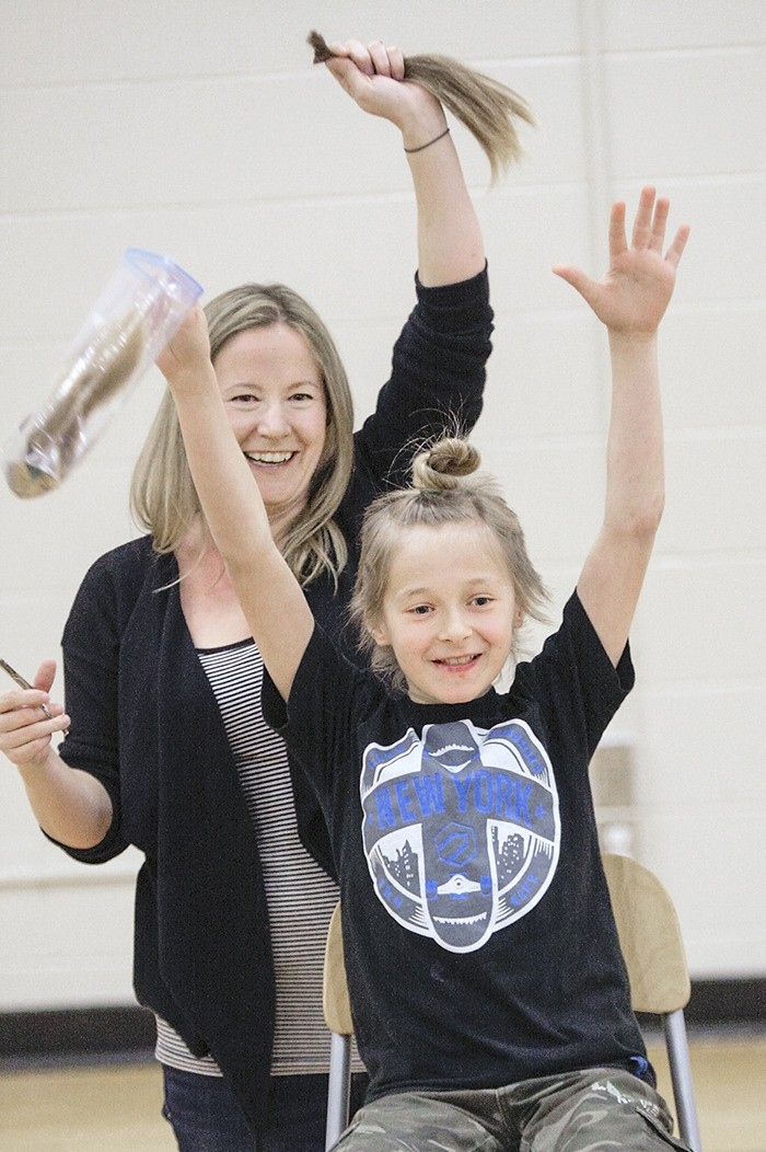 A Haircut For A Cause Langley Times