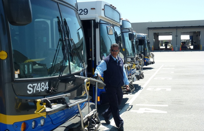 Bus drivers have secured a tentative three-year deal with TransLink subsidiary Coast Mountain Bus Co.
