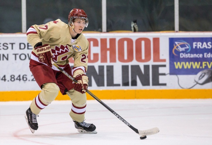 After two standout seasons with the Chilliwack Chiefs, Langley's Dennis Cholowski is poised to hear his name called at this weekend's NHL draft. Cholowski will be in attendance for the two-day draft in Buffalo with his family.