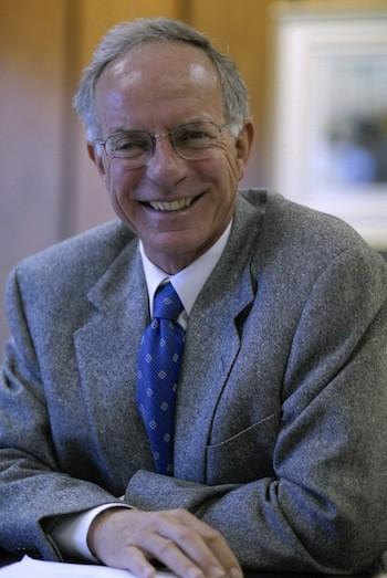 David Black, the majority owner of Black Press.