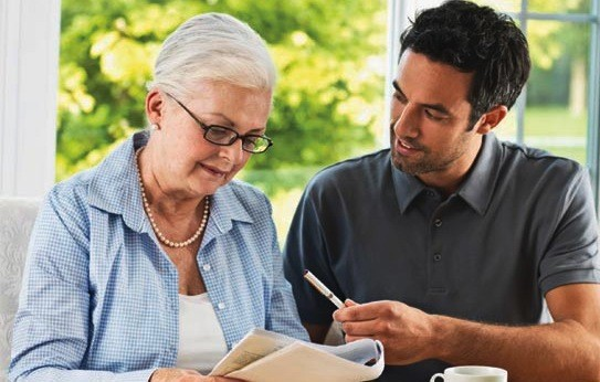 Financial abuse of seniors most often consists of pressure from family members, not some unknown professional scammer, according to a new report.