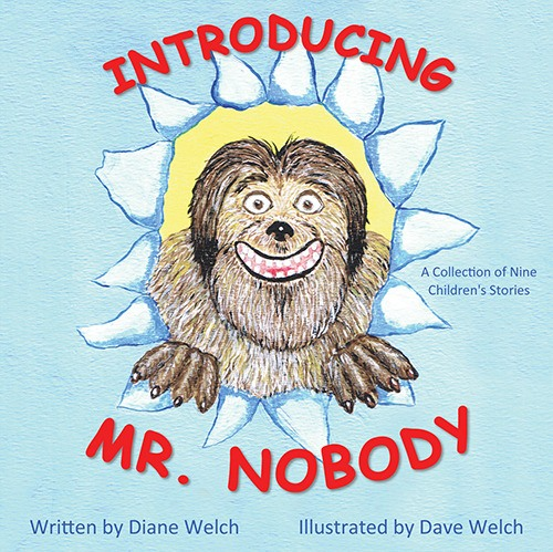 Diane Welch, author of Introducing Mr. Nobody, will sign copies of her children's book at Chapters on March 1.