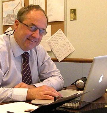 Oak Bay-Gordon Head MLA Andrew Weaver