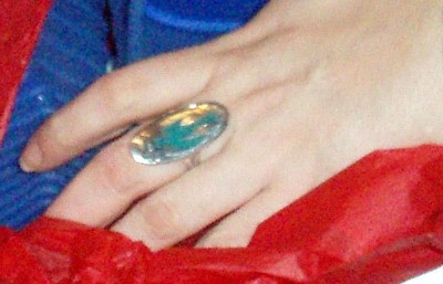 Candice Klaboe would like to get this ring back. It was stolen from her home on July 9.
