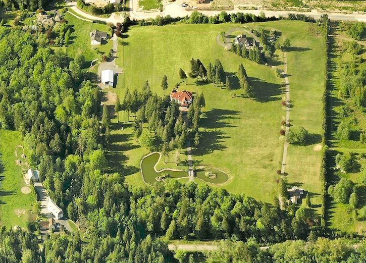 According to the BC Assessment website, the most expensive home in Langley is this one at 19683 0 Avenue, right beside High Point. It is valued at $15.44 million. The 29.4 acre property was the second most valuable in all of the Fraser Valley. The region's most expensive home, valued at $24.5 million, is in South Surrey. Its value skyrocketed 51 per cent over last year's assessment.