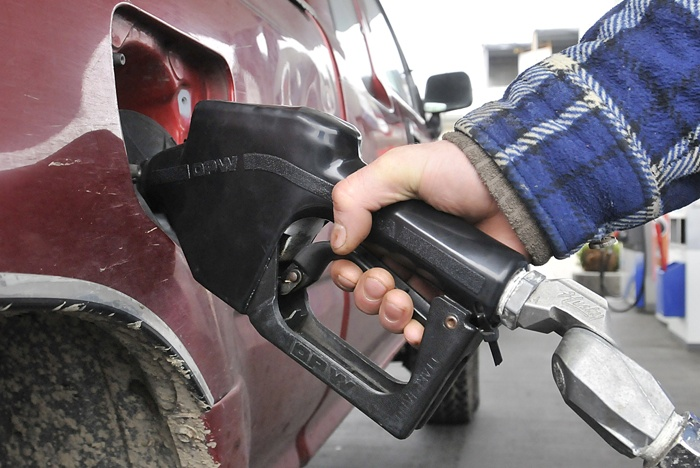 TransLink's fuel tax rises April 1 from 15 cents a litre to 17 cents.