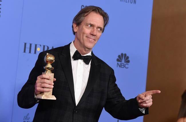 Gaffes a-plenty at the Golden Globes