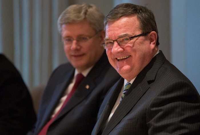 Finance Minister Jim Flaherty delivered a 2014 budget that calls for another deficit this year before a healthy surplus in 2015.