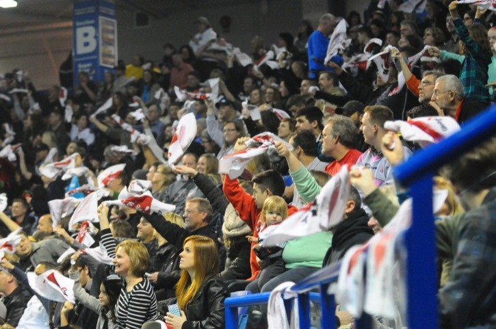 More than 4,700 fans were on hand at the Langley Events Centre to watch the Vancouver Stealth 2015 home opener, a 20-11 loss to the Toronto Rock.