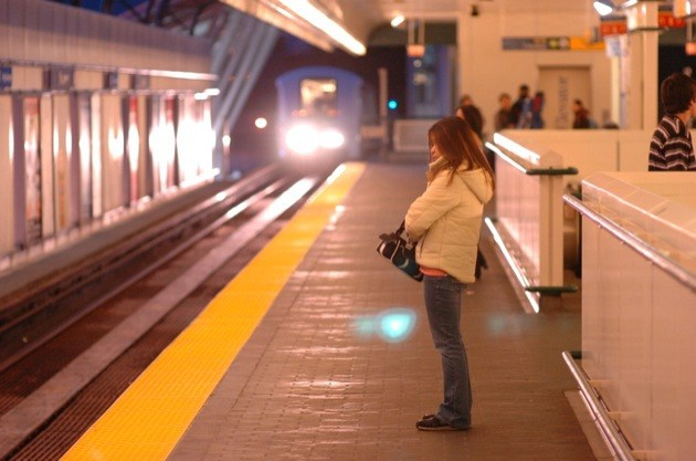 Waits at SkyTrain stations for Expo Line trains to Surrey will get significantly longer at off-peak times after Oct. 22.