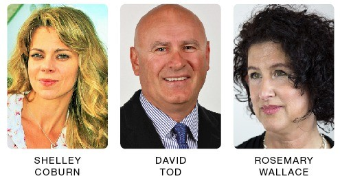 Trio of new trustees elected to Langley Board of Education