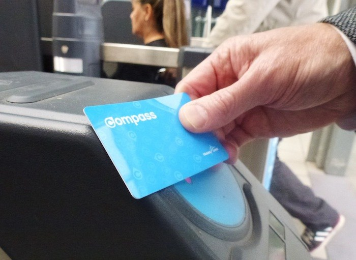 TransLink rolled out its Compass card system to all users in January.