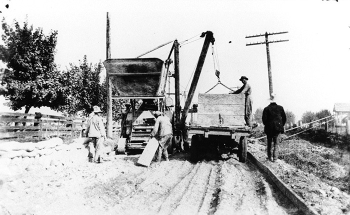 Old Yale Road was built more than 90 years ago. The Township is looking for input about its future.