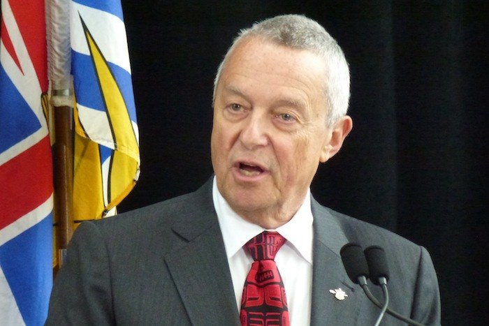 Peter Fassbender is the minister responsible for TransLink.