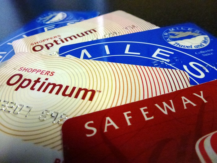 A ban on getting loyalty reward points on prescription drug purchases remains in effect –so far –after a failed attempt by Canada Safeway and Thrifty Foods to secure a court injunction.