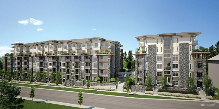Quantum Properties' Orchid is perfectly situated in Port Coquitlam.