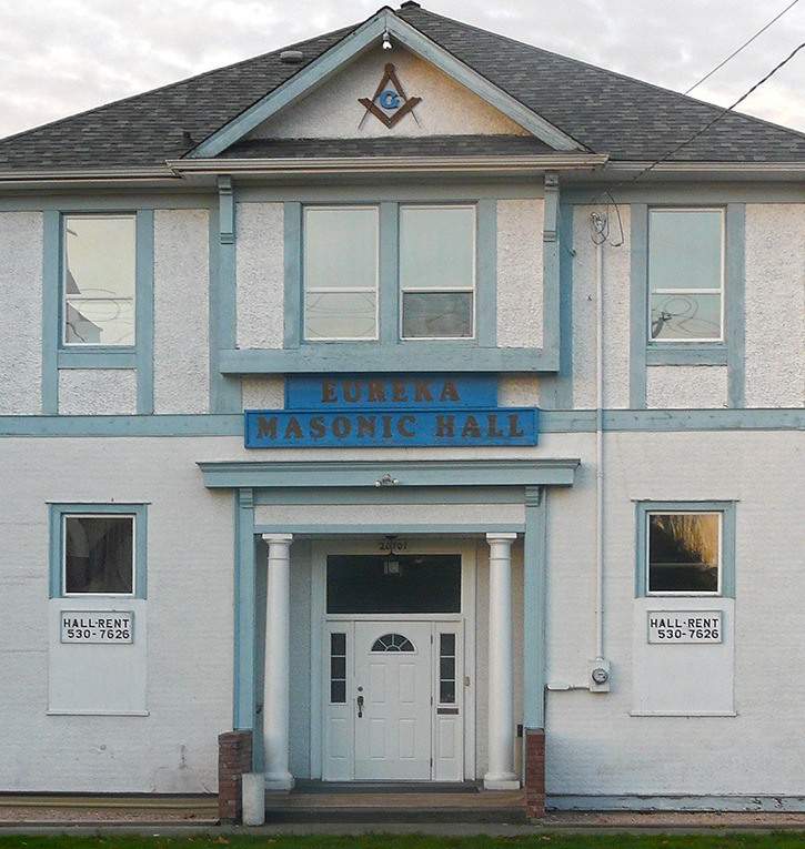 The Eureka Masonic Hall on Fraser Highway will be transformed into a Holiday Market for the next three Saturdays, beginning this week. The market will be open from 11 a.m. to 3 p.m. on Nov. 30, Dec. 7 and Dec. 14.