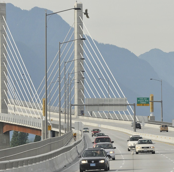 Tolls to cross the Golden Ears Bridge will go up for inflation on July 15.