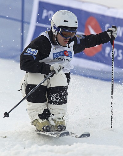 Eddie Hicks is on his best two-week stretch of his young career, after finding the podium on back-to-back weekends in Calgary and Park City, Utah. The 22-year-old from Langley is in his third season with Canada's national freestyle ski team.