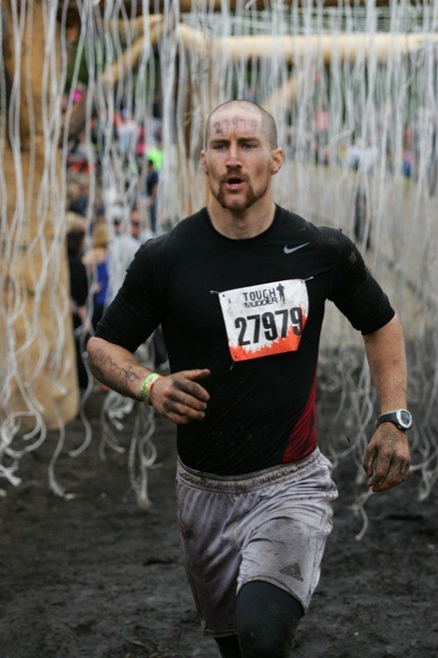 Michael Parker competed at the Vancouver Tough Mudder event in June. The 29-year-old from Langley qualified for the World's Toughest Mudder Competition in Englishtown, New Jersey, which runs Nov. 17.