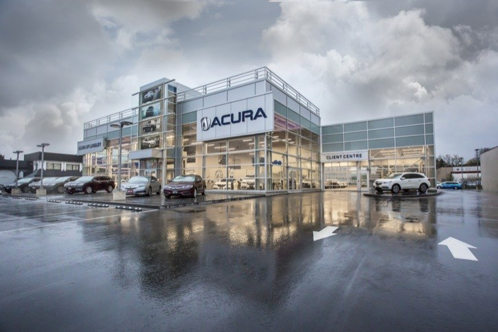 Acura of Langley is holding a grand opening celebration this weekend (April 24 to 26) to show off their new facility.