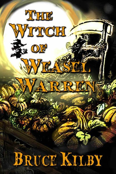 Author Bruce Kilby will sign copies of his book The Witch of Weasel Warren on Nov. 8 at New York Grill & Bistro.