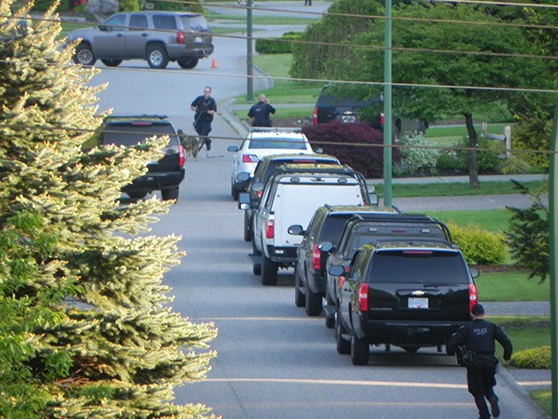 An Emergency Response Team surrounded the Janzen family home on a quiet street in Rosedale last May, when they got a tip Randy Janzen had murdered three women in his family.