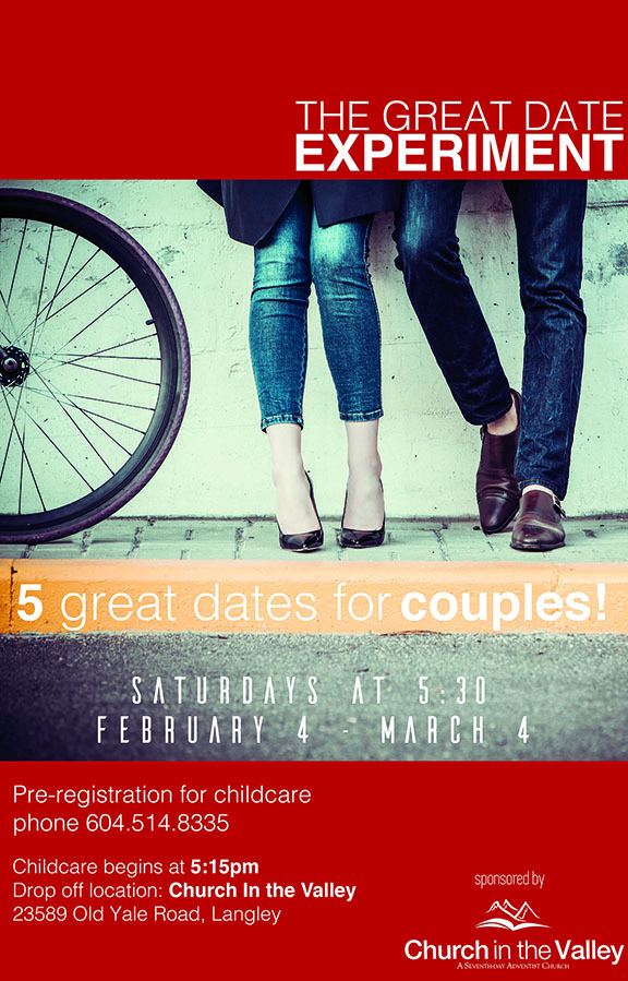 the great date experiment