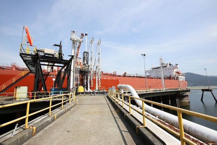 Ottawa has approved twinning of the pipeline that send Alberta oil through Langley to fill tankers in Burnaby.