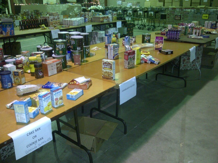 Donations are down substantially to the Cloverdale Christmas hamper program, prompting organizers to issue a last-minute plea. Donations need to be received by Friday, as the hampers will go out Saturday.